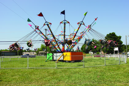 Kissel Entertainment along with the LaRue County Fair Board opened up the gates for a free Kid's Day on Friday, June 21.