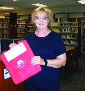 Judy Bridges was the June 20 winner.