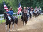 MOUNTED SHOOTERS - LARUE COUNTY FAIR