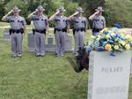 Kentucky State Police Memorial Service