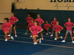 LCMS CHEER CAMP