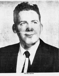 "<div class=""source"">Submitted Photo</div><div class=""image-desc""> A photo from a 1955 program shows Joel Ray Sprowls in his younger years.  </div><div class=""buy-pic""><a href=""/photo_select/55920"">Buy this photo</a></div>"