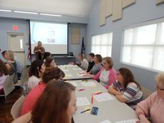 "<div class=""source"">Submitted Photo</div><div class=""image-desc"">A large crowd came out to the LaRue County Public Library on April 11 to learn the basics of sign language.</div><div class=""buy-pic""><a href=""/photo_select/63262"">Buy this photo</a></div>"