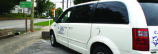 """<div class=""""source"""">Photo by Linda Ireland</div><div class=""""image-desc"""">Budget cuts are endangering the transportation program for Lincoln Trail Area Development District. CK C.A.T.S. vans, like the one above, provide senior citizen transportation on pre-set routes in five Lincoln Trail counties  </div><div class=""""buy-pic""""><a href=""""/photo_select/30047"""">Buy this photo</a></div>"""