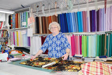 "<div class=""source"">Vanessa Hurst</div><div class=""image-desc"">Pictured is Doris Jewell, owner of The Jewell Box Fabric and Upholstery shop located at 10075 New Jackson Highway in Magnolia.  </div><div class=""buy-pic""><a href=""/photo_select/47041"">Buy this photo</a></div>"