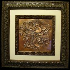 "<div class=""source""></div><div class=""image-desc"">Fire Bird on 26 gauge copper. This piece was an entry for a Chasing and Repoussé group challenge.</div><div class=""buy-pic""><a href=""/photo_select/63308"">Buy this photo</a></div>"