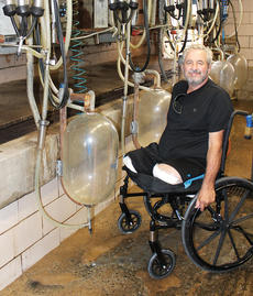 """<div class=""""source"""">Submitted</div><div class=""""image-desc"""">Gary Rock visited his dairy barn recently.</div><div class=""""buy-pic""""><a href=""""/photo_select/30998"""">Buy this photo</a></div>"""