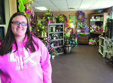 "<div class=""source"">Ron Benningfield</div><div class=""image-desc"">Tiffany Rucker carries gifts for all ages and occasions at Geneva's Florist and Gift Shop located at 106 N. Greensburg Street in Hodgenville. </div><div class=""buy-pic""><a href=""/photo_select/46373"">Buy this photo</a></div>"