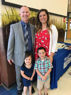 "<div class=""source""></div><div class=""image-desc"">Chris Price is pictured with his wife Theresa, their son Brody, and their daughter Landry. </div><div class=""buy-pic""><a href=""/photo_select/59059"">Buy this photo</a></div>"