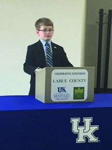 """<div class=""""source"""">Submitted photo</div><div class=""""image-desc"""">Cyrus Bivens was selected as Champion for his speech on curing country ham in the 10 year old division. </div><div class=""""buy-pic""""><a href=""""/photo_select/59282"""">Buy this photo</a></div>"""