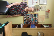 """<div class=""""source"""">Doug Ponder</div><div class=""""image-desc"""">Glenda Burba operates Glenda's Corner Curl from her home on 1398 Old Elizabethtown Road in Hodgenville. She offers a wide variety of cuts and hairstyles. </div><div class=""""buy-pic""""><a href=""""/photo_select/46154"""">Buy this photo</a></div>"""