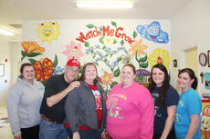 """<div class=""""source"""">Doug Ponder</div><div class=""""image-desc"""">Learn N Grow is a state certified childcare center that is located on 29 Magnolia Street in Upton. Pictured from left are employees Halie Carby, Charles Sullivan, Regina Smith, Maribrooke Sullivan, Jamie Roberts and Tracy Roberts. </div><div class=""""buy-pic""""><a href=""""/photo_select/47039"""">Buy this photo</a></div>"""