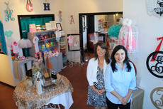 "<div class=""source"">Vanessa Hurst</div><div class=""image-desc"">Linda Lindsey, left, and Claudia Silva are the owners of My Gal Boutique and Invite Me located at 13 Lincoln Sq. in Hodgenville. They offer unique gifts and paper products for any event or occasion. </div><div class=""buy-pic""><a href=""/photo_select/43136"">Buy this photo</a></div>"