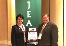 "<div class=""source"">Submitted Photo</div><div class=""image-desc"">LaRue County Judge/Executive Tommy Turner was presented the ""Kentucky's Most Outstanding Judge/Executive Award"" at the recent Kentucky County Judge/Executive Conference.  Bullitt County Judge/Executive Melanie Roberts, President of the Kentucky County Judge/Executive Association, presented the Award. </div><div class=""buy-pic""><a href=""/photo_select/58902"">Buy this photo</a></div>"