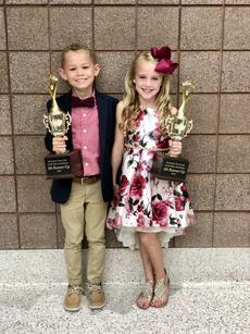 """<div class=""""source"""">Submitted Photo</div><div class=""""image-desc"""">2019 LaRue County Little Miss and Master Cooper Traxler and Audrie Roberts. </div><div class=""""buy-pic""""><a href=""""/photo_select/64945"""">Buy this photo</a></div>"""