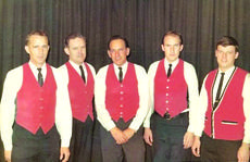 "<div class=""source"">Submitted Photo</div><div class=""image-desc"">The 1970s Jamboree band. Pictured from left are Dale Shirley, Bob Jones, Boogie Sherrard, Charles Durham and Ron Benningfield. </div><div class=""buy-pic""><a href=""/photo_select/55935"">Buy this photo</a></div>"
