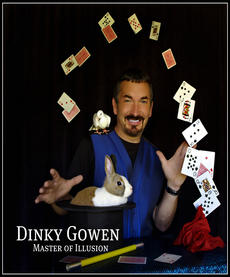 """<div class=""""source""""></div><div class=""""image-desc"""">Dinky Gowen will present his 17th annual Christmas show to the community Sunday.</div><div class=""""buy-pic""""></div>"""