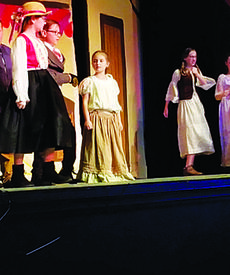 """<div class=""""source"""">Submitted Photo</div><div class=""""image-desc"""">Ava Cheeseman, 7 year old Daughter of Daniel and Tana Cheeseman, participated in the second production of Beauty and the Beast Jr. through Town Hall Productions at Campbellsville University.  Ava was one of the villagers in the performance, and her mom, Tana Cheeseman, was one of the adults that helped with the set design. </div><div class=""""buy-pic""""><a href=""""/photo_select/64534"""">Buy this photo</a></div>"""