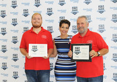 "<div class=""source""></div><div class=""image-desc"">The Sweet Shoppe & Dessert Café was recognized for two awards. Forrest Durham, left, and Pat Durham, took home 1st Place for Best Sweet Spot, and placed third in the Best Made in Kentucky Product. </div><div class=""buy-pic""><a href=""/photo_select/65069"">Buy this photo</a></div>"