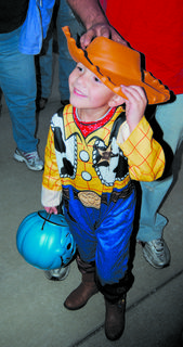 Toy Story's Woody