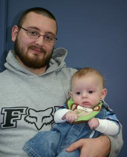 Caleb and Billy (dad) Hardin LaRue County Fiscal Court