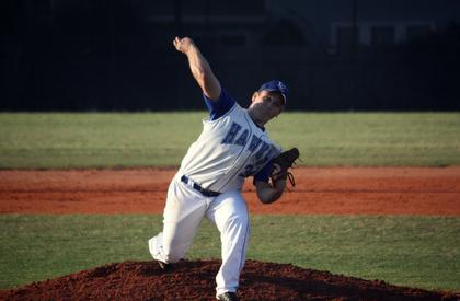 Cole Hughes, pitching