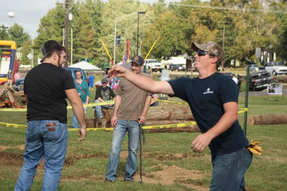 This year's Pioneer Games winners were: 1st Massie's Gang, 2nd Upton's Gang, 3rd Not That Country (Campbellsville University),4th Super Green, 5th Stalk Country.  Click through the slideshow to see more pictures of this year's events.