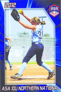 LaRue County's Kellee Cundiff helped pitch the Heartland Havoc to a National Championship game in which they were runners-up.