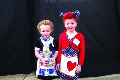 Family/Group Theme:   Cutest winners were 'I Love Lucy'